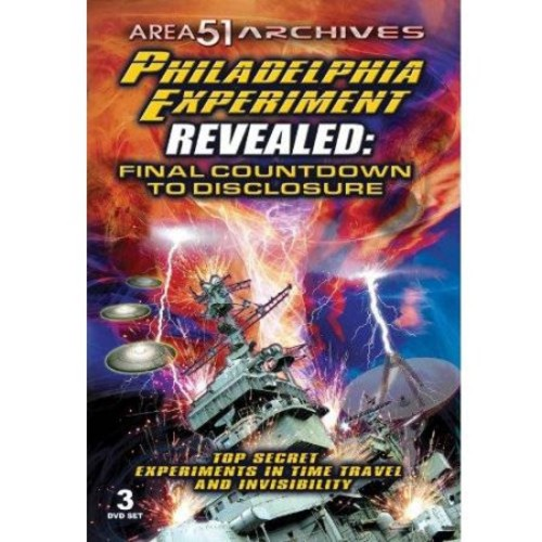 Philadelphia Experiment Revealed: Final Countdown to Disclosure [DVD] [English] [2012]