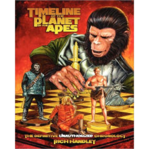 Timeline Of The Planet Of The Apes