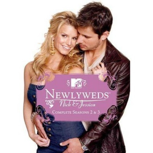 lyweds: Nick & Jessica - The Complete Second and Third Seasons