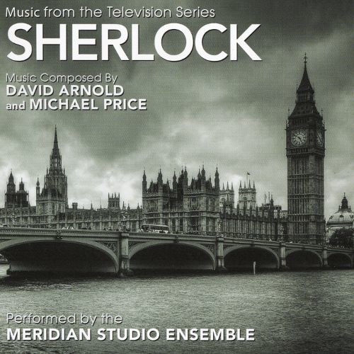 Sherlock: Music from the Television Series [CD]