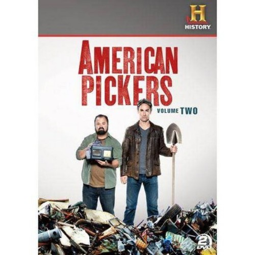 American pickers:Volume 2 (DVD)