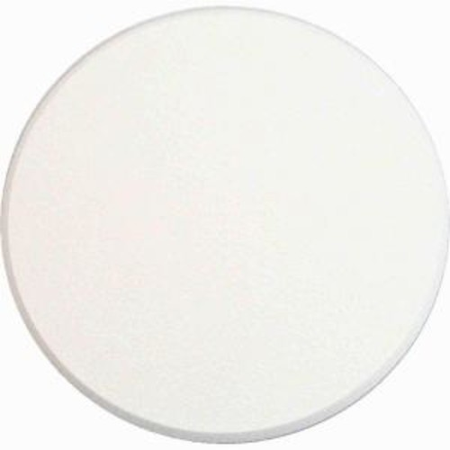 Prime-Line 5 in. White Adhesive-Backed Textured Wall Protector