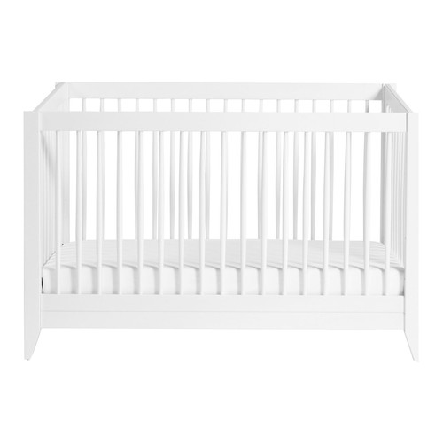 Sprout 4-in-1 Convertible Crib with Toddler Bed Conversion Kit