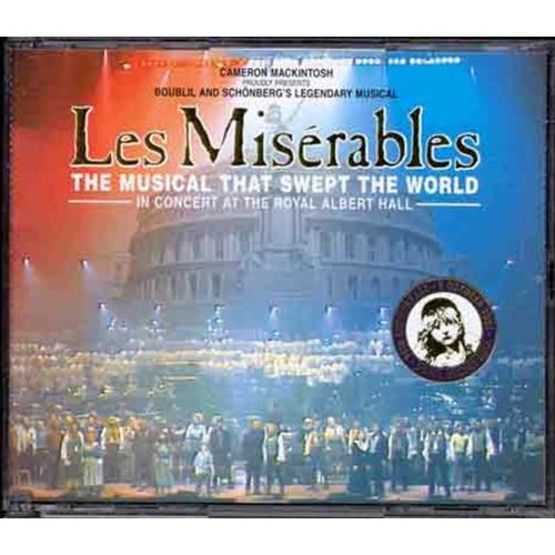 Les Misrables: 10th Anniversary Concert [CD]