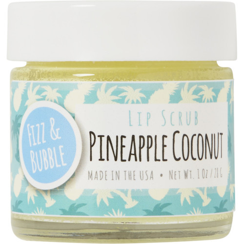 Pineapple Coconut Lip Scrub