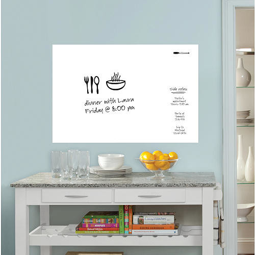 WallPops Dry Erase Whiteboard - 24 X 36