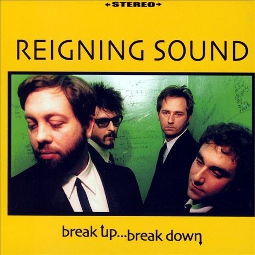 Break Up Break Down [CD]