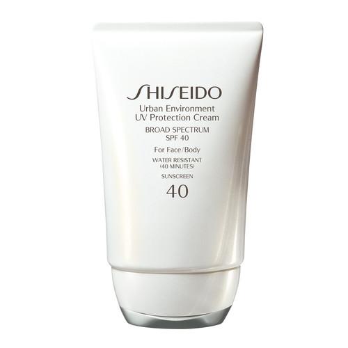 Shiseido Urban Environment UV Protection Cream SPF 40 | CosmeticAmerica.com