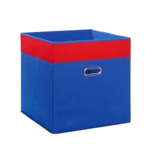 RiverRidge Kids Storage Stacker 2 Cubbies with 1 Veggie Bin