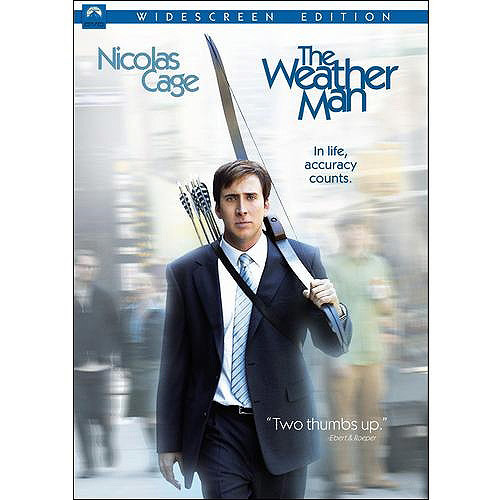 The Weather Man [DVD] [2005]