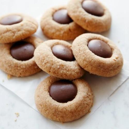 Sur La Table Peanut Butter Blossom Cookies