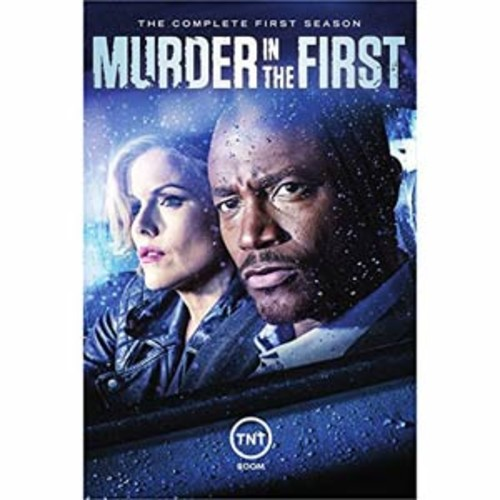 Murder in the First: The Complete First Season [3 Discs]