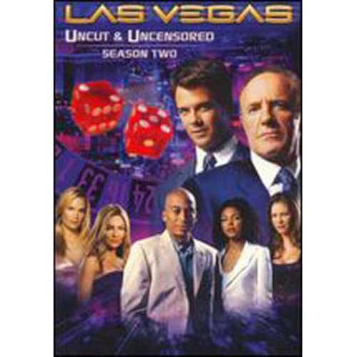 Las Vegas: Season Two [Uncut & Uncensored] [3 Discs]