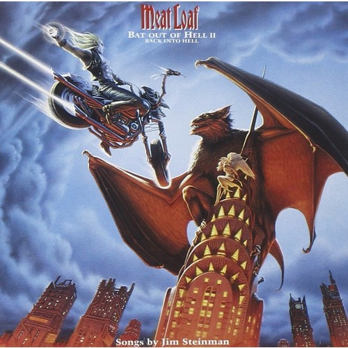Bat Out of Hell II: Back Into Hell Rarities Edition