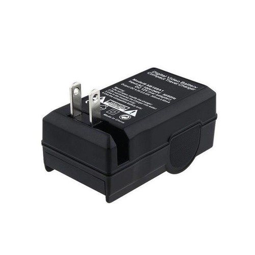 SODIAL LP-E5 Battery Charger Compatible with Canon EOS Rebel T1i Xsi Xs