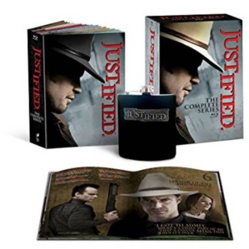 Justified: Seasons One - Six (Collector's Edition) (Blu-ray + Digital HD))