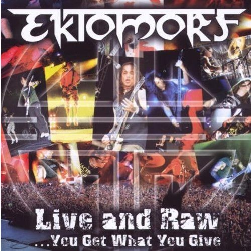 Live and Raw: You Get What You Give [CD]