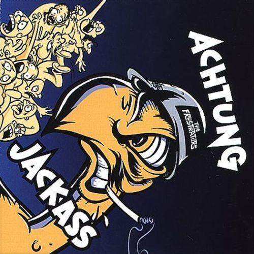Achtung Jackass [LP] - VINYL