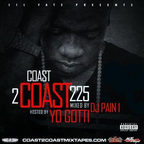 Lil Fats Presents Coast 2 Coast 225 [CD] [PA]