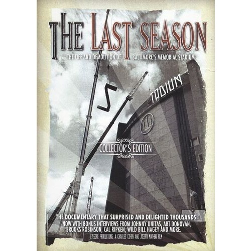 The Last Season [DVD] [2002]