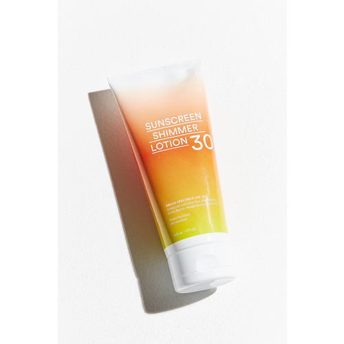 UO SPF 30 Shimmer Sunscreen Lotion [REGULAR]