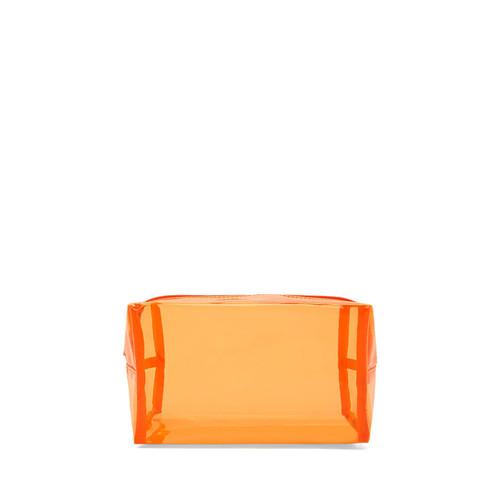 Transparent Neon Makeup Bag