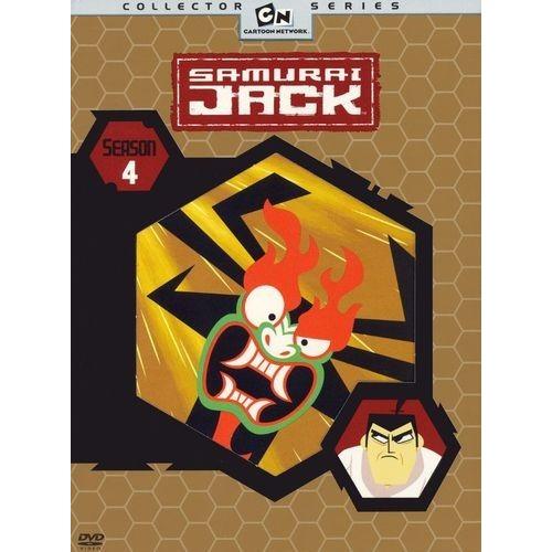 Samurai Jack: Season 4 [2 Discs] [DVD]