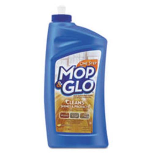 Mop & Glo Triple Action Floor Cleaner, Fresh Citrus Scent, 32 oz Bottle
