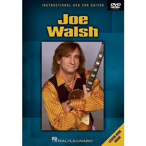 Joe Walsh - Instructional for Guitar