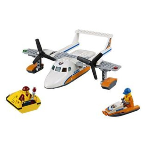 LEGO City Coast Guard Sea Rescue Plane (60164)