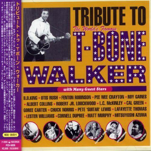 Tribute to T-Bone Walker [CD]