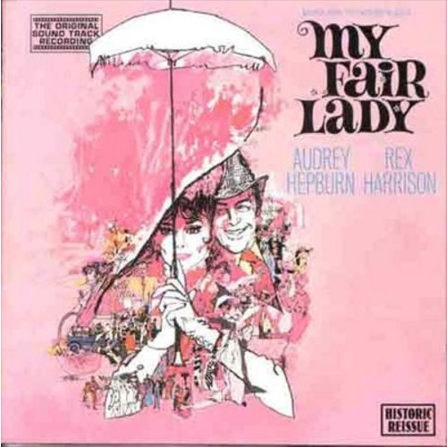 My Fair Lady [Original Soundtrack] [CD]