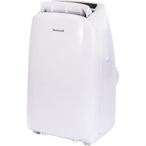 Honeywell HL14CHESWW HL Series 14,000 BTU Portable Air Conditioner with Heater - White/White - White