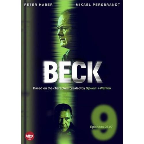 Beck: Episodes 25-27 (DVD)