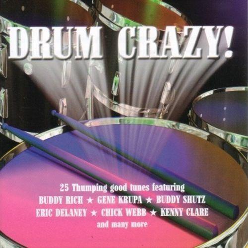 Drum Crazy [CD]