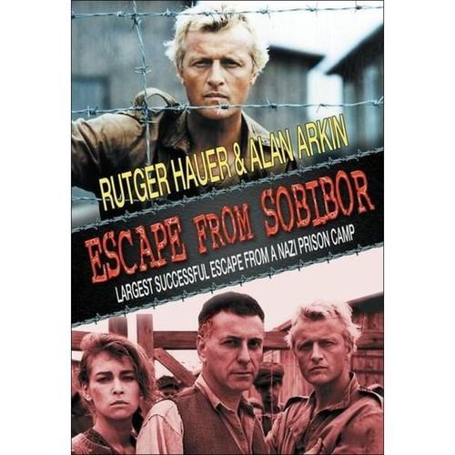Escape from Sobibor [DVD] [1987]