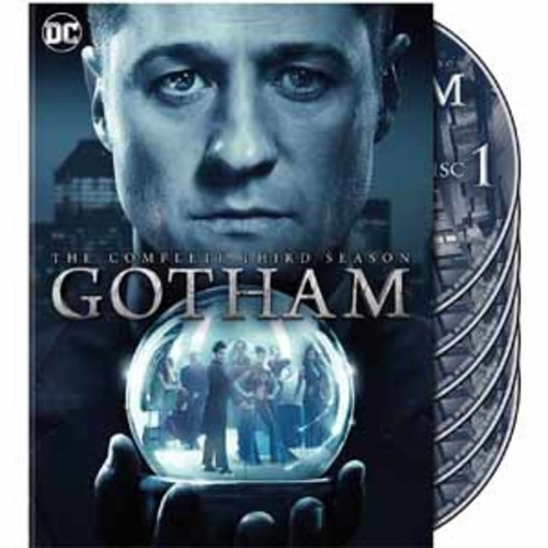 Gotham: The Complete Third Season [DVD]