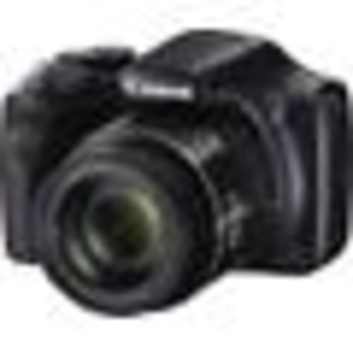 Canon PowerShot SX540 HS 20.3-megapixel digital camera with 50X optical zoom and Wi-Fi
