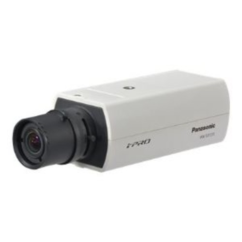 Panasonic i-Pro Extreme WV-S1131 - Network surveillance camera - color (Day&Night) - 3 MP - 2048 x 1536 - 1080/60p - audio - composite - LAN 10/100 - H.264, H.265 - DC 12 V / PoE Class 2