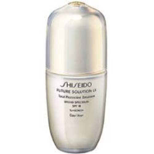 Shiseido Future Solution LX Total Protective Emulsion SPF 18 | CosmeticAmerica.com