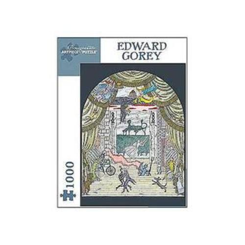 Pomegranate Communication Edward Gorey Jigsaw Puzzle - 1000-Piece