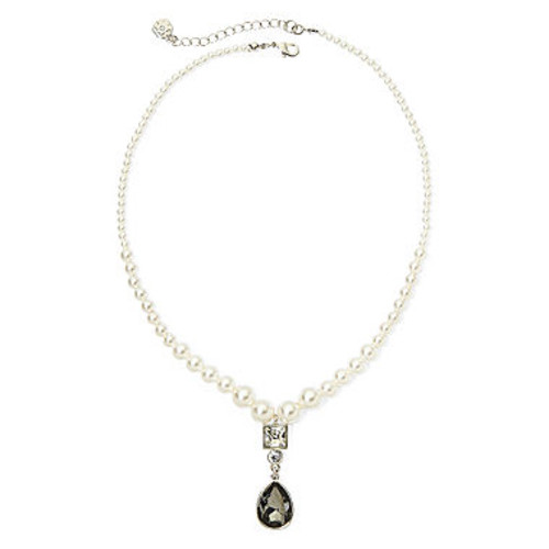 Monet Simulated Pearl Necklace