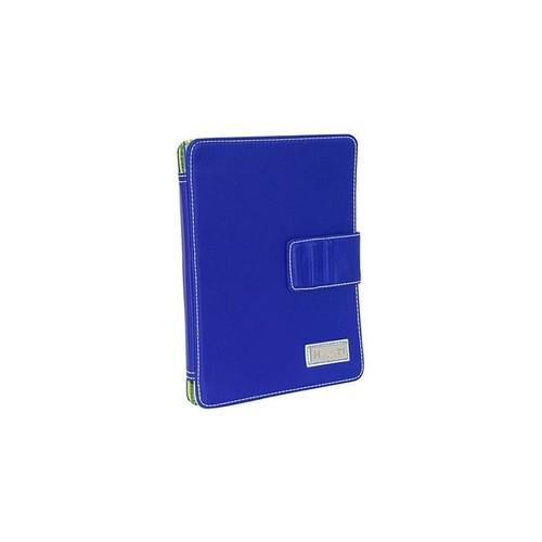 Kalencom HDK852COBALT Hadaki Nylon Ipad 2 Wrap Cobalt With Aqua