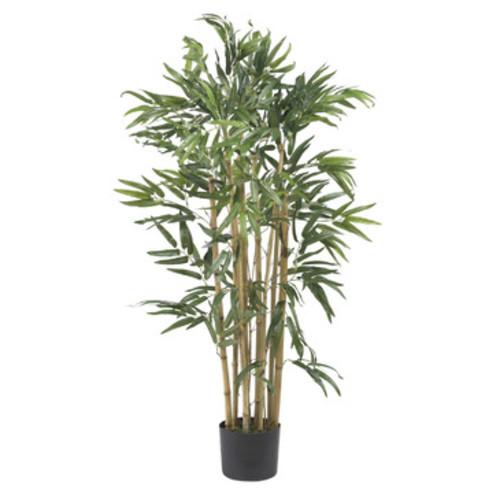 Nearly Natural 3' Multi Bambusa Bambu Silk Tree