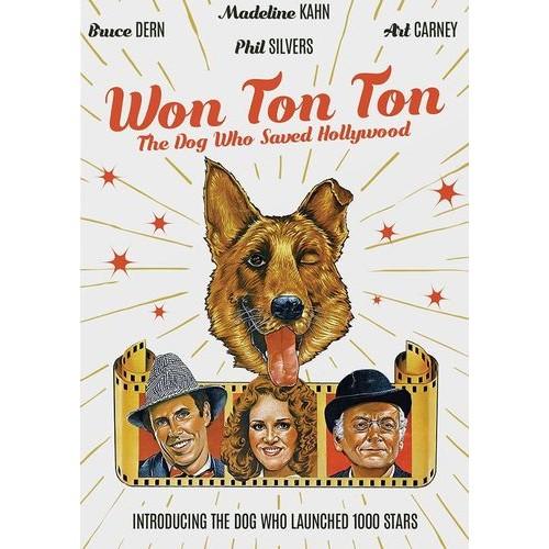 Won Ton Ton, the Dog Who Saved Hollywood [DVD] [1976]