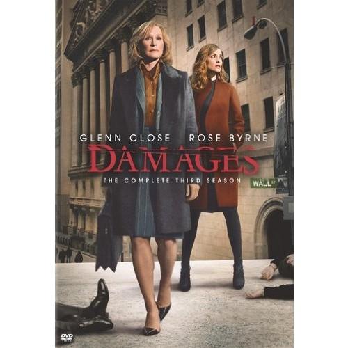 Damages: Season 3: Glenn Close, Rose Byrne: Movies & TV