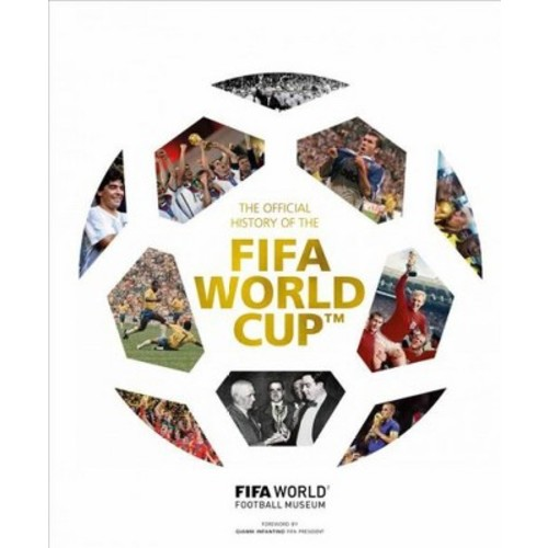 Official History of the FIFA World Cup (Hardcover)