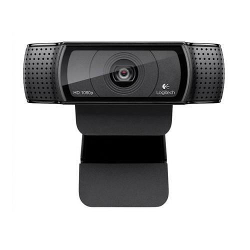 Logitech C920E C920 upgrade edition USB 2.0 certified (USB 3.0 ready) HD Pro Webcam - Black