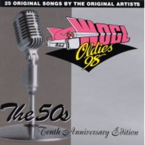 WOGL 10th Anniversary, Vol. 1: Best of the 50's [CD]