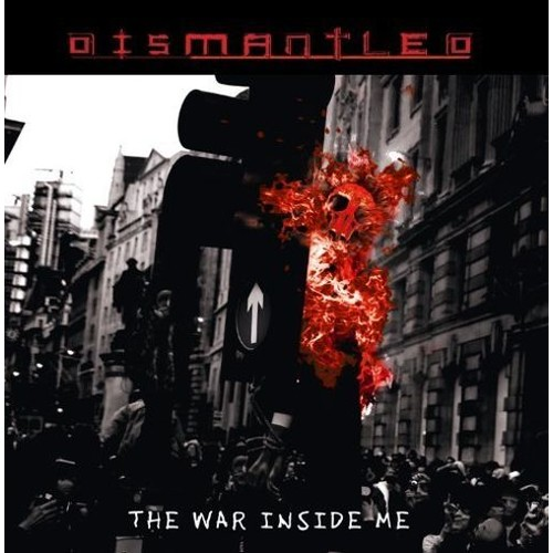 The War Inside Me [CD]